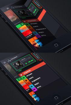 App Design by Alexandre Efimov