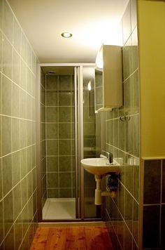 Bathroom in the hotel U Zeleneho stromu near Hrensko