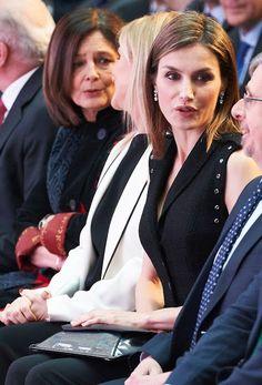 Queen Letizia at the 2016 Literature Awards ceremony