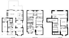 nice floor plan for dream house