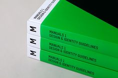 Manuals 1 Design & Identity Guidelines | Unit Editions