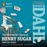 The Wonderful Story of Henry Sugar and Six More by Roald Dahl, read by Andrew Scott by Penguin Audio (USA) on SoundCloud Ogden Nash, Roald Dahl Day, Becoming A Writer, Andrew Scott, Boys Who, His Eyes, Audio Books, Storytelling, Books To Read