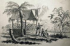 Jean-Baptiste Pillement, Chinoiserie