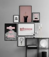 inspiration-for-board-walls-and-picture-collage-hanging-paintings-board-collage-hanging-inspiration-paintings-picture-walls-genel/ SULTANGAZI SEARCH Bedroom Inspo, Bedroom Wall, Decor Room, Bedroom Decor, Home Decor, Bedroom Themes, Bedroom Ideas, Bedrooms, Inspiration Wand