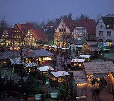 Weihnachtsmarkt, Bad Salzuflen, Germany