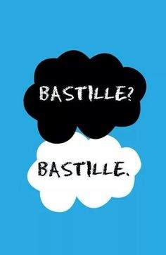 The fault in our Bastille.