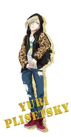 yuri on ice official art | Tumblr