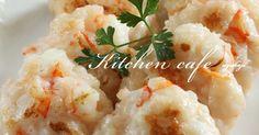 プリプリの海老の食感が楽しくて、美味しい!プリプリ海老はんぺん!