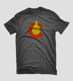 Image of C Fire - Wild Fire Tees