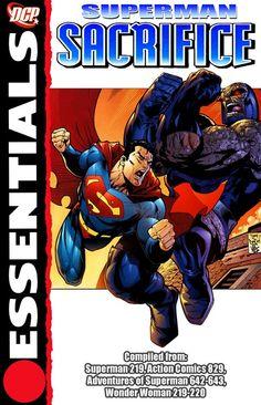 Superman - Sacrifice (Story Arc) – GetComics