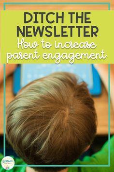 Increase parent comm