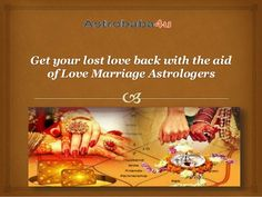 AstroBaba4u is one of the best India's No. 1 Astrologer Website. Consult with love marriage vashikaran specialist babaji and love marriage astrologers for love marriage and other problems. 100% solution, consult now!
