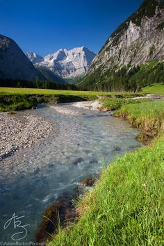 """Naturpark Karwendel"" by Adam Barker/AdamBarkerPhotography.com"