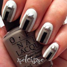 Instagram photo by melcisme #nail #nails #nailart