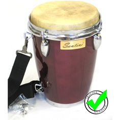 Image Detail for - ... to USA Music Supply! New Purple African Drum Mini Conga Drums 4721