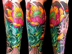 Article: Classic Japanese Tattoos and Their Symbolisms. #theinkshop