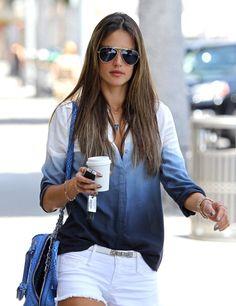 Alessandra Ambrosio out in LA, California on April 23, 2013