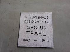 Georg Trakl (@Trakl100) on Twitter Georg Trakl, Twitter, Birthing Center, Poet