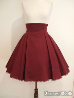 I like this skirt in all of its colors.