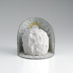 Ron Nagle ceramic by manologarciagallery, via Flickr