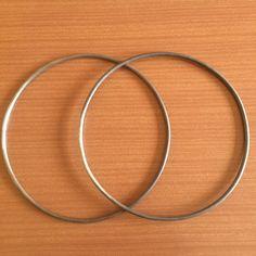 New djembe rings straight from the blacksmith