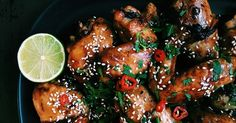 Let's cook – a recipe for sticky sesame chicken (with or without chilli!) | Babyology | Bloglovin'