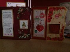 More cards Frame, Cards, Home Decor, Picture Frame, Decoration Home, Room Decor, Maps, Frames, Home Interior Design