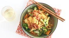 kabeljauwcurry-zoete-aardappel-broccoli - Chickslovefood.com