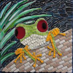 Mosaic Garden Art, Mosaic Art, Mosaic Glass, Glass Art, Mosaic Animals, Mosaic Birds, Mosaic Flowers, Mosaic Rocks, Mosaic Stepping Stones