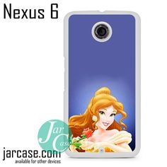 Princess Belle Beauty and the Beast Phone case for Nexus 4/5/6