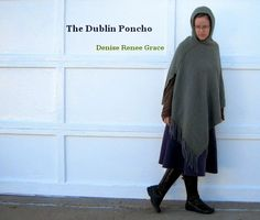 The Dublin Poncho – Denise Renee Grace