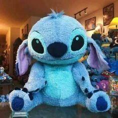 Stitch Toy, Lilo E Stitch, Cute Stitch, Peluche Stitch, Lilo And Stitch Quotes, Lelo And Stitch, Stitch And Angel, Disney Plush, Cute Stuffed Animals