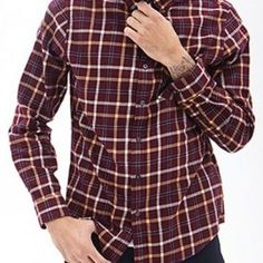 If are you looking for the best quality bronson brawn flannel shirts manufacturer, distributor & supplier in USA, Australia and Canada,then have a look at Oasis Uniform. Flannel Outfits, Flannel Clothing, Semi Casual, Mens Flannel Shirt, Color Balance, Custom Shirts, Casual Wear, Oasis, Mens Tops