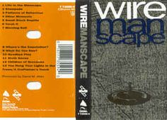 Wire - Manscape: buy Cass, Album, Dol at Discogs