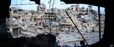 Syria Car Bomb Homs