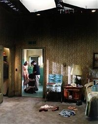 """Untitled (Production Still from """"Beneath the  by Gregory Crewdson"""