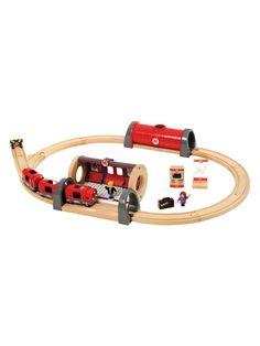 Metro Railway Set from Brio Toys