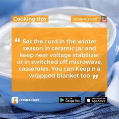 Cooking tip by Saras Viswam... #cooking #instapic #delicious #instarecipes #cleaneats #hungry #instago #foodlove #foodhacks #foodism #foodisfuel #tastespotting #vegetarian #foodphoto #likeforfollow #likeforlike #f4f #foodphotography #buzzfeed #feedbuzzfood #f52grams #tricks #sarasviswamtips #cookingtips #recipebooktips