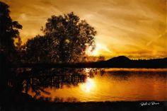 Golden Lake - Lago Dourado