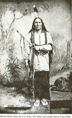 The Pretty One (aka Woman Dress) the son of Old Smoke and Burnt Her - Oglala - circa 1880