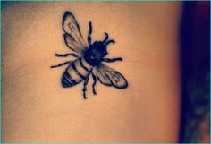 25 Bee Tattoos