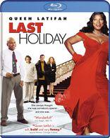 Last Holiday Blu-ray (2006)