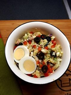 Tonhalas tésztasaláta Oatmeal, Cooking Recipes, Foods, Drinks, Breakfast, Red Peppers, The Oatmeal, Food Food, Drinking