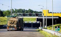 Tunel Heinenoord znów otwarty #popolsku