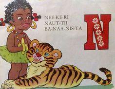 Neekeri-nauttii-banaanista - Neekeri – Wikipedia