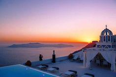 Santorini Thira: Luxus Boutique Hotel auf der Insel Santorini