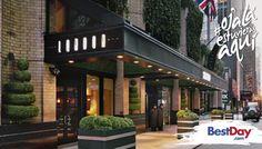 La oferta de restauración en The London NYC se compone de 2 restaurantes. Se puede disfrutar de una bebida en el bar o lounge. Servicio de habitaciones las 24 horas. Las opciones de ocio y esparcimiento incluyen centro de bienestar. Este establecimiento de 5 estrellas cuenta con centro de negocios y ofrece servicio de limusina o coche con chófer y equipo audiovisual. Conexión a Internet Wi-Fi gratis en las zonas públicas. #OjalaEstuvierasAqui