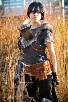 The Best of Dragon Age Cosplay