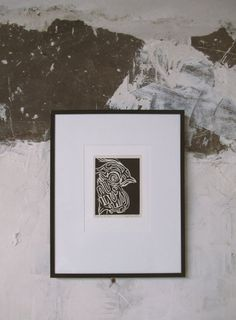 Limited Edition Print Coqu'un by TigerlilyDesignStore on Etsy