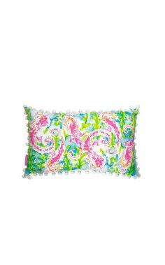 Medium Indoor/Outdoor Pillow | 500916 | Lilly Pulitzer